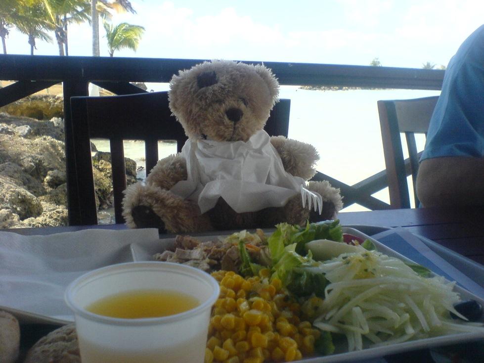 friedric déjeune