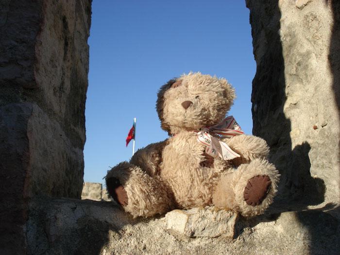 friedrich au castelo de sao jorge 3